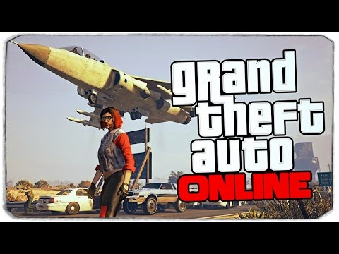 GTA ONLINE: Веселье с фанатами