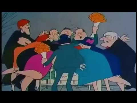 Мультфильмы для взрослых на русском Густав победитель лотереи
