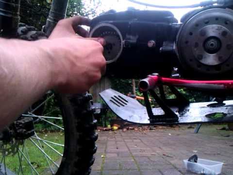 cam timing - Tutorial on how to set cam timing, this should apply to mx bikes aswell, any questions message me, if you like subscibe, enjoy hope it helps.