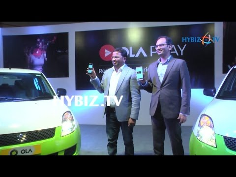 , Ola Play Launched in Hyderabad