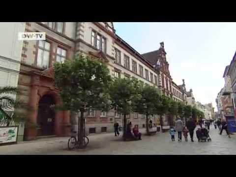 Stadt mit Geschichte: die norddeutsche Stadt Schwer ...