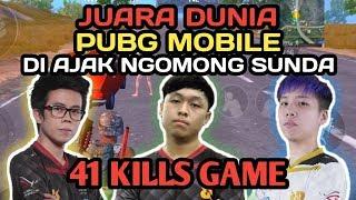 Video JUARA DUNIA PMSC GLOBAL DI AJAK NGOMONG SUNDA AUTO NGAKAK !!! - PUBG MOBILE INDONESIA MP3, 3GP, MP4, WEBM, AVI, FLV Maret 2019