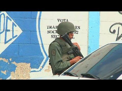 Βενεζουέλα: Κάλπες εν μέσω έντασης