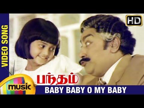 Video Bandham Tamil Movie HD | Baby Baby O My Baby Video Song | Sivaji Ganesan | Shalini | Shankar Ganesh download in MP3, 3GP, MP4, WEBM, AVI, FLV January 2017