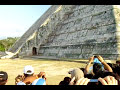 Chichen Itza Summer Equinox 2007