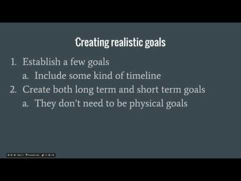 How to climb: Mentality Seminar!