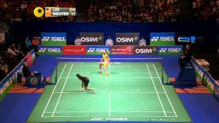 Video [Highlights] 2013 All England MS QF Lee Chong Wei vs Tien Minh Nguyen MP3, 3GP, MP4, WEBM, AVI, FLV Mei 2018