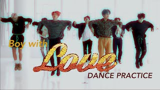 Video Things you Didn't Notice - BTS - Boy with Luv dance practice MP3, 3GP, MP4, WEBM, AVI, FLV Juni 2019