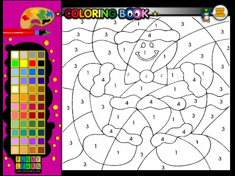 Gingerbread Man Coloring Pages for Kids - Gingerbread Man Coloring Pages