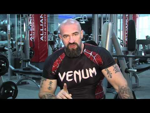 Сергей Бадюк о спортивном питании