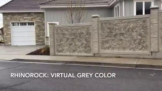 Rhinorock Virtual Grey Color