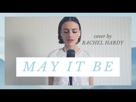 """Enya  """"May It Be"""" Cover by Rachel Hardy"""