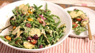 A Green Bean Salad You'll Want To Eat! by Laura in the Kitchen