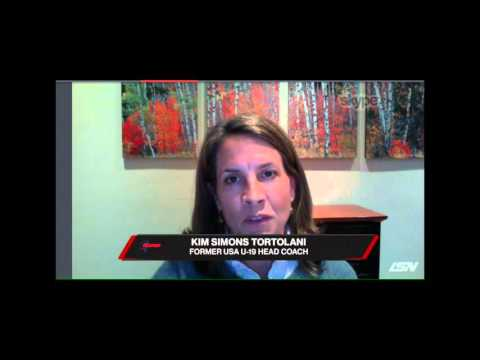 Former U.S. U19 Women's Coach Kim Simons on Early Recruiting