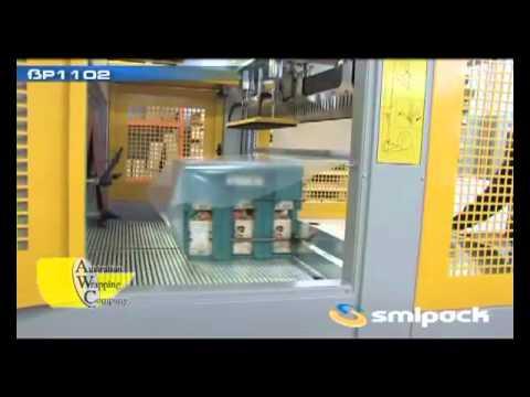 SMIPACK BP1102 Bundle Shrink Wrapper