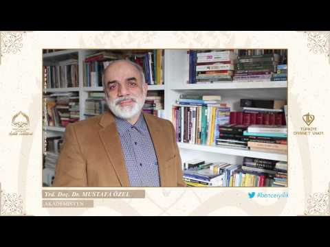 İyilik nedir ? ''Yrd.Doç.Dr. Mustafa Özel''