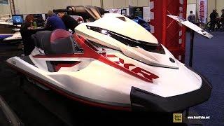 10. 2016 Yamaha VXR Jet Ski - Walkaround - 2015 AIMExpo Orlando