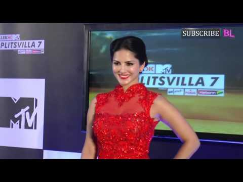 Was anyone able to woo Sunny Leone at the Spiltsvi