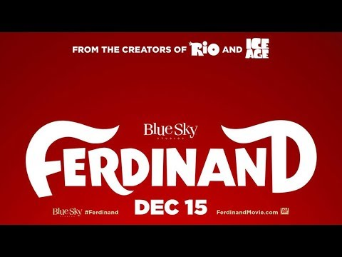 Ferdinand Movie Star Cast | story | Age | John Cena, Kate Mckinnon, Daveed Diggs & Rina Rodriguez