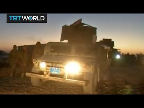 Video The Fight For Mosul: Iraqi forces launch offensive to defeat Daesh download in MP3, 3GP, MP4, WEBM, AVI, FLV January 2017