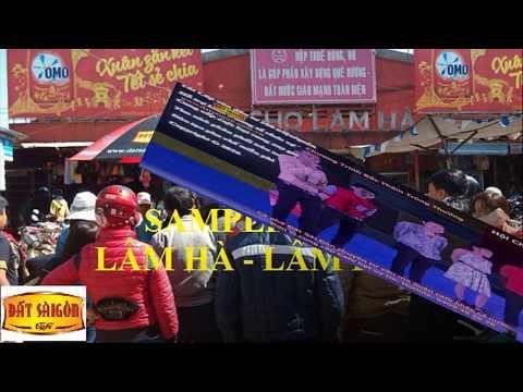 Café Đất Sài Gòn Tổ Chức Sampling - Hội Chợ - Test Sản Phẩm