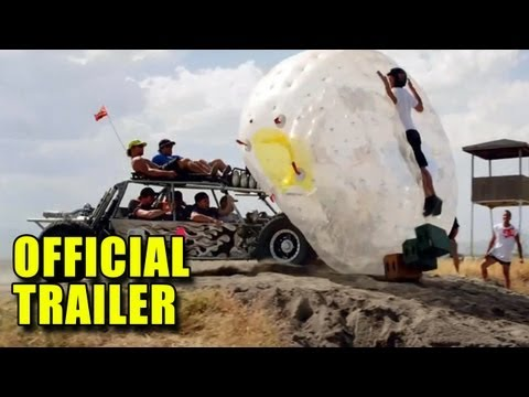 Nitro Circus The Movie 3D Official Trailer #1