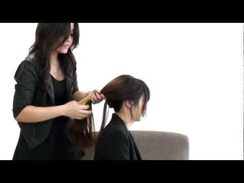 15Fun – 【髮型教學DIY】俐落有型OL快速髮妝