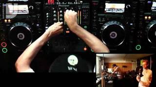 Laidback Luke - Live @ DJsounds Show 2010 (Part 4)