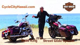 4. 2018 Harley-Davidson Street Glide Special & Road King Overview