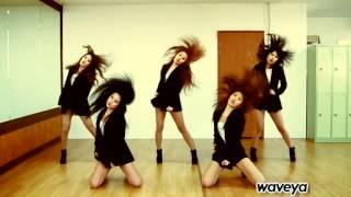 "Waveya - Christina Aguilera ""GLAM"" choreography by Waveya Ari"