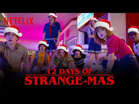 The Twelve Days of Strange-mas