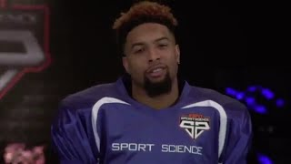 Sport Science  Odell Beckham's one handed grabs