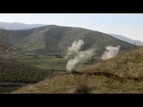 Ναγκόρνο Καραμπάχ: Επικίνδυνη ανάφλεξη μεταξύ Αζέρων και Αρμένιων