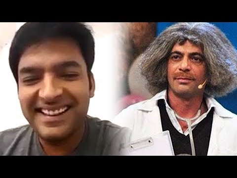 Kapil Sharma Open Up About His FIGHT With Sunil Gr