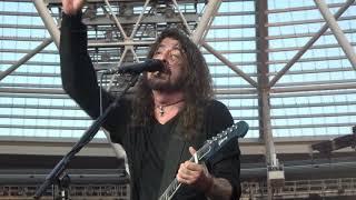 Foo Fighters - My Hero + Sunday Rain ending @ London Stadium, UK (22 june 2018)