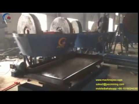 small rock coltan ore mining machines