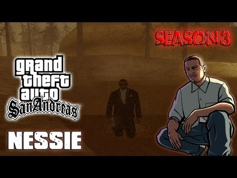 Nessie - GTA San Andreas: Myths & Legends - Myth #27 - Nessie / Loch Ness Monster [HD] Nessie / Loch Ness Monster - Fisher's Lagoon is supposed to 'hide' a big mythic...