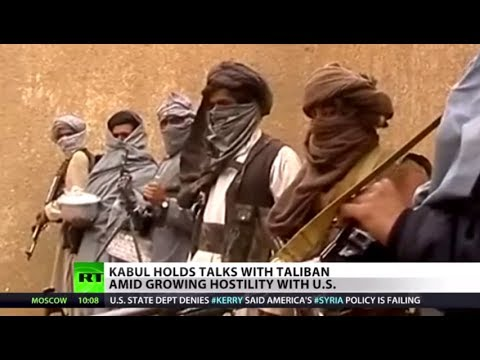 Afghan war - It's emerged that the Afghan government has been holding secret talks with Taliban officials - to try and tackle the country's volatility. Discussions took p...