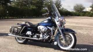 2. Used 2004 Harley Davidson Road King Classic Motorcycles for sale