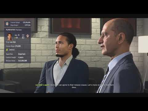OFFICIAL FIFA 18 Career Mode New Features Inc. Transfer Cutscenes!!