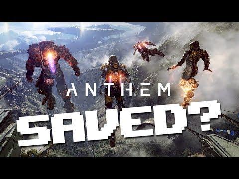 Podcast 39: Anthem Saved by Destiny 2 Backlash?; Cyberpunk 2077 News Updates