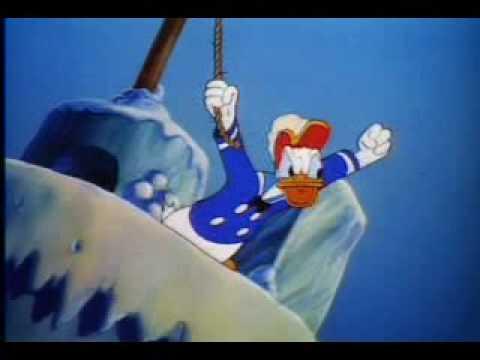 a   Desenho Animado   Pato Donald   Luta na neve dublado em portugues do Brasil   Walt Disney