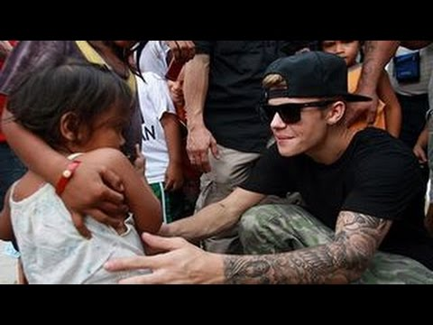 Justin Bieber To Receive Champ Of Charity Award at Young Hollywood Awards 2014