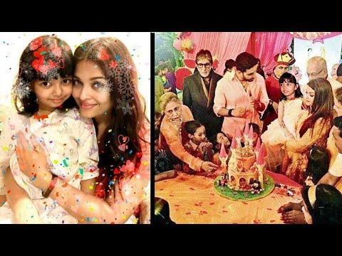 Video Aishwarya Rai's Daughter Aaradhya Bachchan Birthday Party 2017 INSIDE Jalsa Full Video download in MP3, 3GP, MP4, WEBM, AVI, FLV January 2017