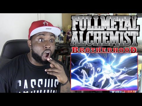 "Fullmetal Alchemist: Brotherhood Reaction - Episode 43 ""bite Of The Ant"""
