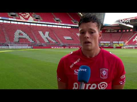 Boere trots na contract bij FC Twente