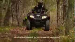9. 2014 ARCTIC CAT ATV BIG BORE : INTRO