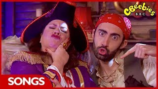 CBeebies Swashbuckle Pirate Songs Playlist | 33 Minutes