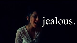 Video Jealous - Labrinth (cover) by Ellie Soufi MP3, 3GP, MP4, WEBM, AVI, FLV Agustus 2018
