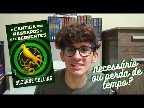 A CANTIGA DOS PÁSSAROS E DAS SERPENTES | Resenha